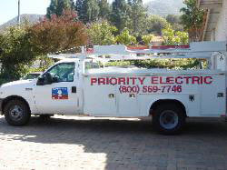 Priority Electric Truck